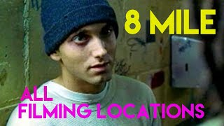 8 Mile All The Filming Locations Then And Now 8 Mile Detroit Tour
