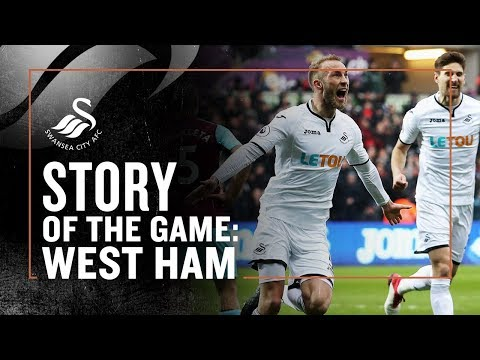 Story of the Game: Swansea 4 - 1 West Ham | Hammering The Hammers 🔨