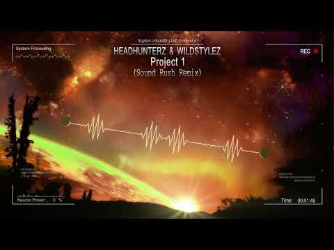 Headhunterz & Wildstylez - Project 1 (Sound Rush Remix) [HQ Edit]