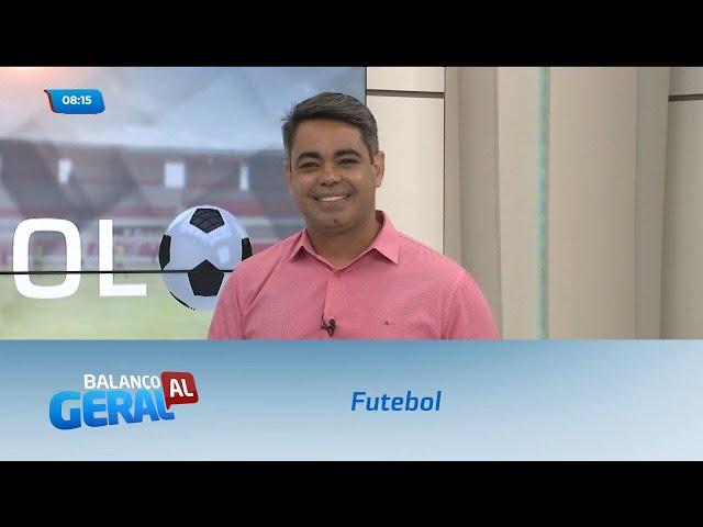 Futebol: CSA perde para o Vasco no Estádio Rei Pelé