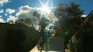 Better Homes And Gardens - Diy: Quarterpipe Skate Ramp