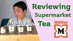 Reviewing Supermarket Tea - Muller Croatia