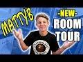 new room tour mattybraps
