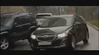 Правила охоты. Отступник 2014 серия 2 car chase scene