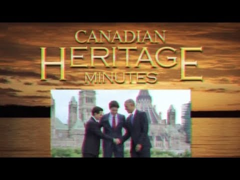 Tories under fire for parody Heritage Minute