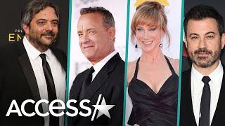 Musician Adam Schlesinger Mourned By Tom Hanks, Jimmy Kimmel & Colleagues