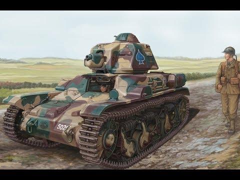 Building a Global War Army -France