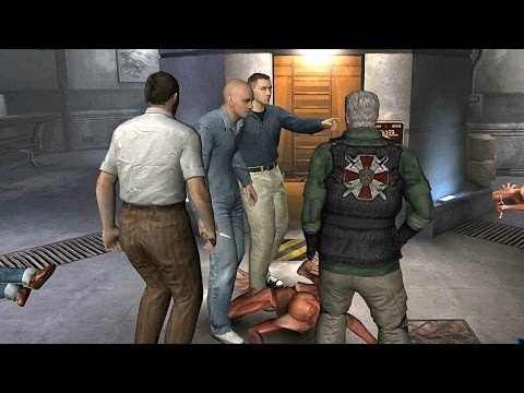 Resident Evil Outbreak File #2 ONLINE Elimination 1 Very Hard [HD 1080p50]