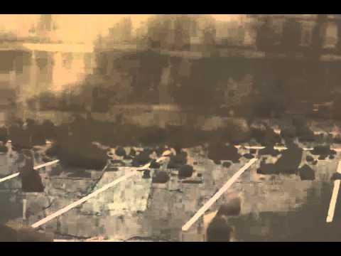 Bunker buster explosion