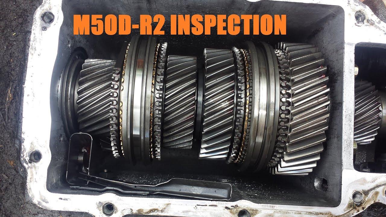 M5od-r2 5 Speed Pre-rebuild Inspection