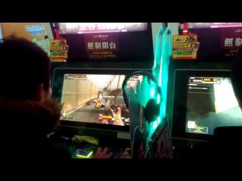 Left 4 Dead : Survivors Arcade in Tokyo