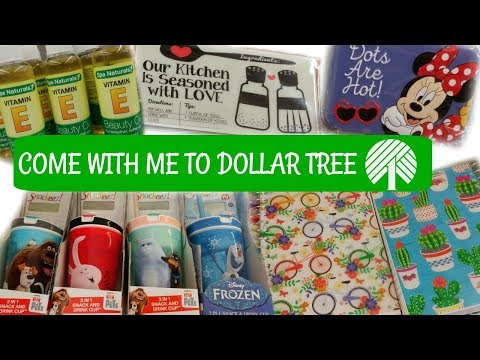DOLLAR TREE ** COME WALK WITH ME!!!!  NEW FINDS