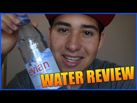 EVIAN NATURAL SPRING WATER REVIEW