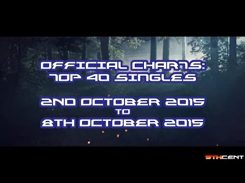 Official Charts (UK): Top 40 Singles (2nd October 2015 - 8th October 2015)