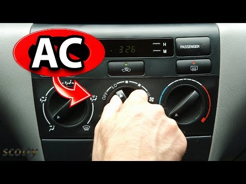How To Fix AC On Modern Cars