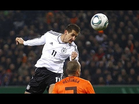 Miroslav Klose ● God of the Header HD