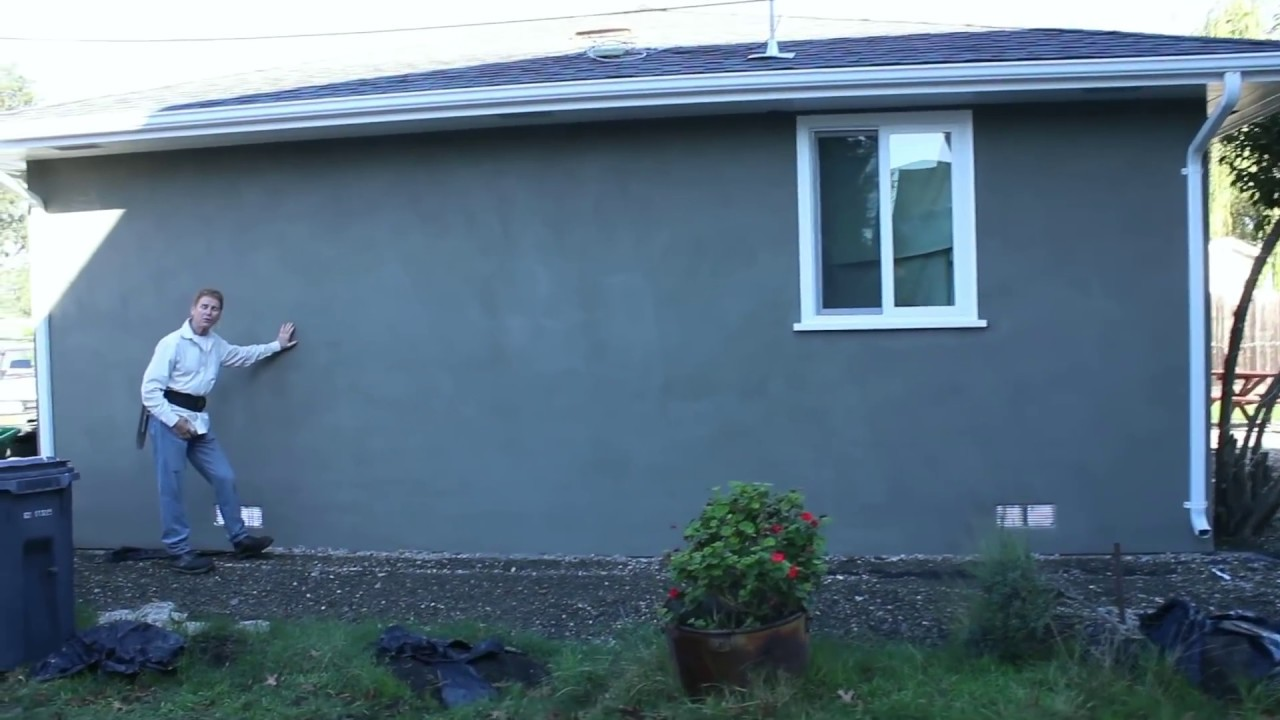 Cost Difference Acrylic Stucco Vs Traditional Explanation Only