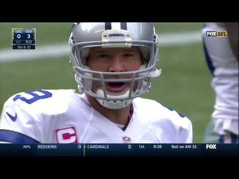 2014 Cowboys @ Seahawks
