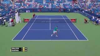 Donaldson Runs Down Hot Shot Cincinnati 2016