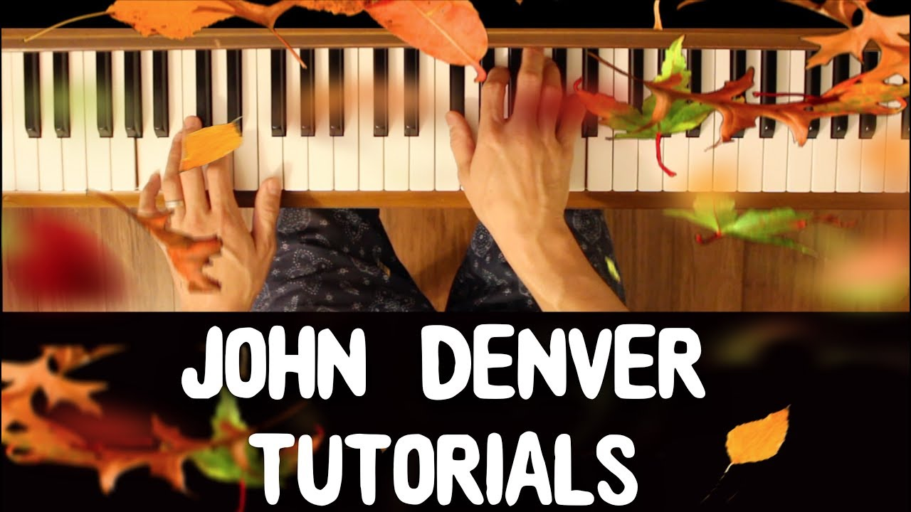 John denver grandma s feather bed sheet music - Grandma S Feather Bed John Denver Easy Intermediate Piano Tutorial