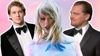 Gambar cover Taylor Swift's LOVER Album: Everything She Sings About Joe Alwyn, Leo DiCaprio and More!