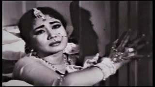 RUK JA RAAT THAHAR JA RE CHANDA … SINGER, LATA MANGESHKAR … FILM, DIL EK MANDIR (1963)
