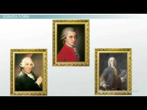 Classical Music FormsSymphonic, Sonata, Theme and Variation & Rondo Forms