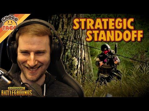 Strategic Standoffs ft. TGLTN - chocoTaco PUBG Duos Gameplay