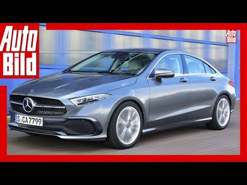 Cla 45 2019 >> Video: Mercedes-Benz CLA (2019) - YouTube