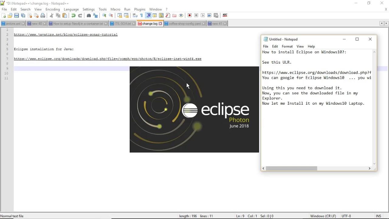 22  DevOps:How to Install Eclipse on Ubuntu 16 04 [Linux