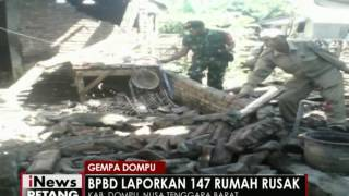 Gempa Berkekuatan 5,7SR Terjadi Di Dompu, Tidak Berpotensi Tsunami - INews Petang 01/08