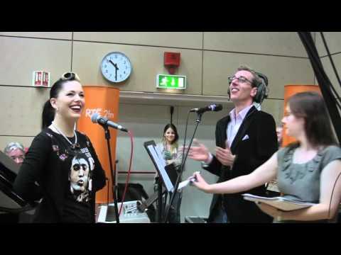 Imelda May talks Tubridy on 2fm