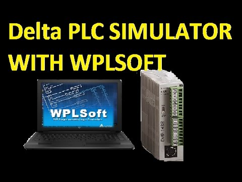Delta PLC SIMULATOR WITH WPLSOFT