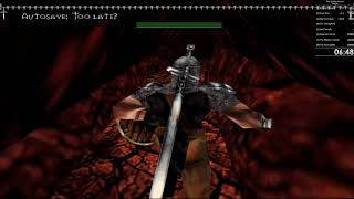 [PB] Die by the Sword Speedrun in 32:23