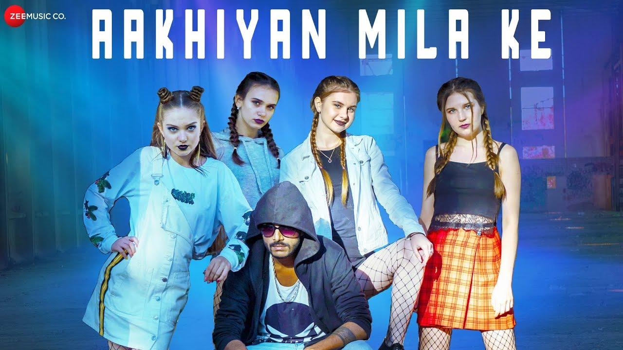 Aakhiyan Mila Ke - Official Music Video | Shaskvir #1