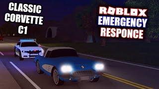 Roblox// Emergency Response Liberty County *BRAND NEW CLASSIC CORVETTE C1*