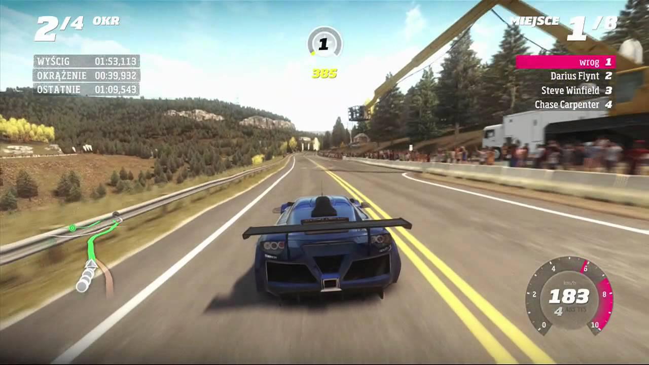 Forza Horizon - Apollo Gumpert Gameplay - YouTube