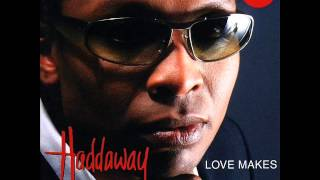 Haddaway- What It's love