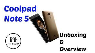 [ Hindi - 4K ] Coolpad Note 5 - Unboxing & Overview