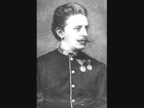 Marsch Hungarese op.98 von Philipp Fahrbach Sohn
