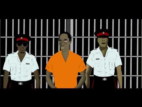 Vybz Kartel and Ninja Man Meet in Prison [Jamaican Cartoon]