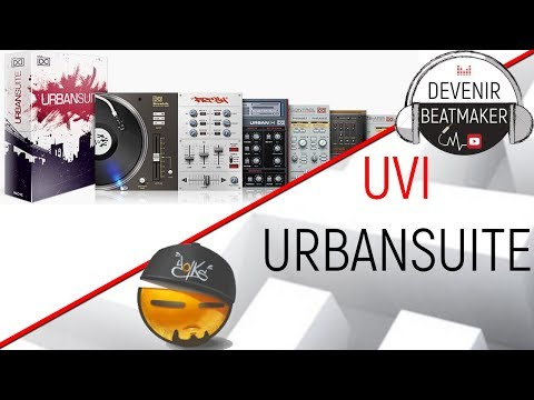 Review de l'URBAN SUITE (Uvi Workstation)