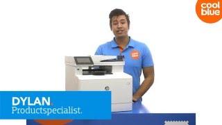 HP Color LaserJet Pro MFP M477fdw Laserprinter Review (Nederlands)