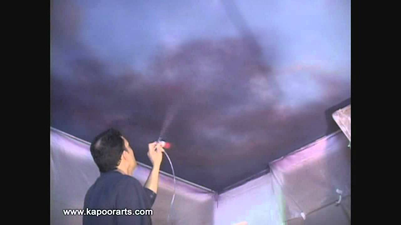 Mural Art Home Theaters Ceiling Art by Vipin Kapoor Kapoor
