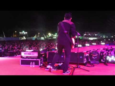 DEWA 19   PANGERAN CINTA, RESTOE BOEMI, CUKUP SITI NURBAYA @ Soundrenaline 2013 Jogjakarta