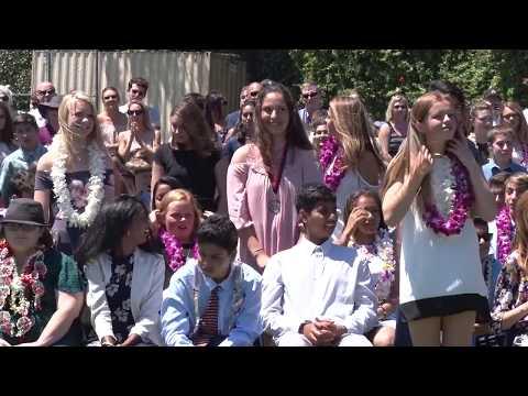 El Segundo Middle School Promotion 2017