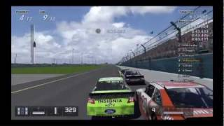 gt5 nascar series abs on daytona superspeedway gold