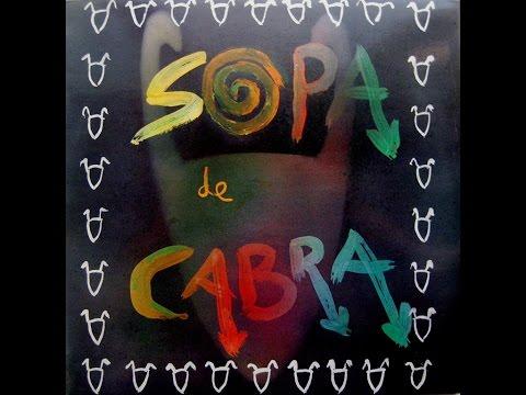 Sopa De Cabra - Sopa De Cabra - LP 1989