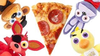 - FNaF Plush Short The Guard s Pizza