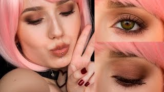 Гранжевый макияж/ Grunge Makeup
